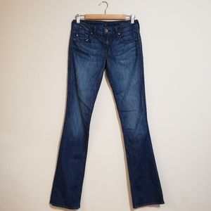 William Rast Blair Baby Boot Cut Jeans Size 27…